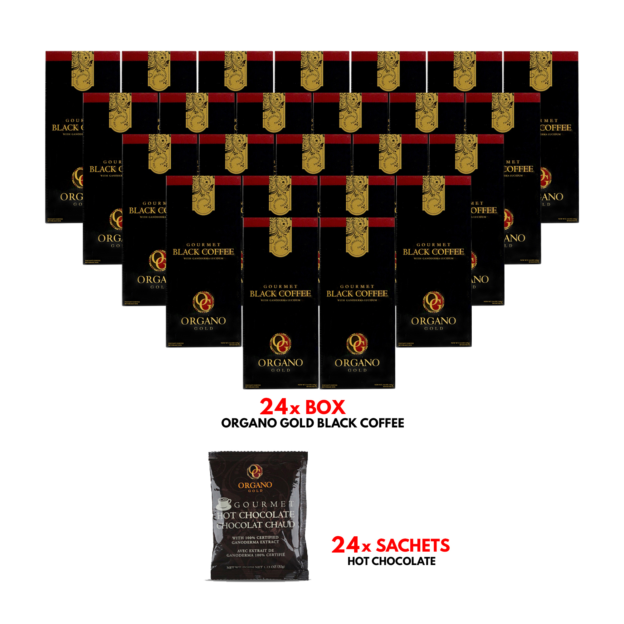 organo gold side effects