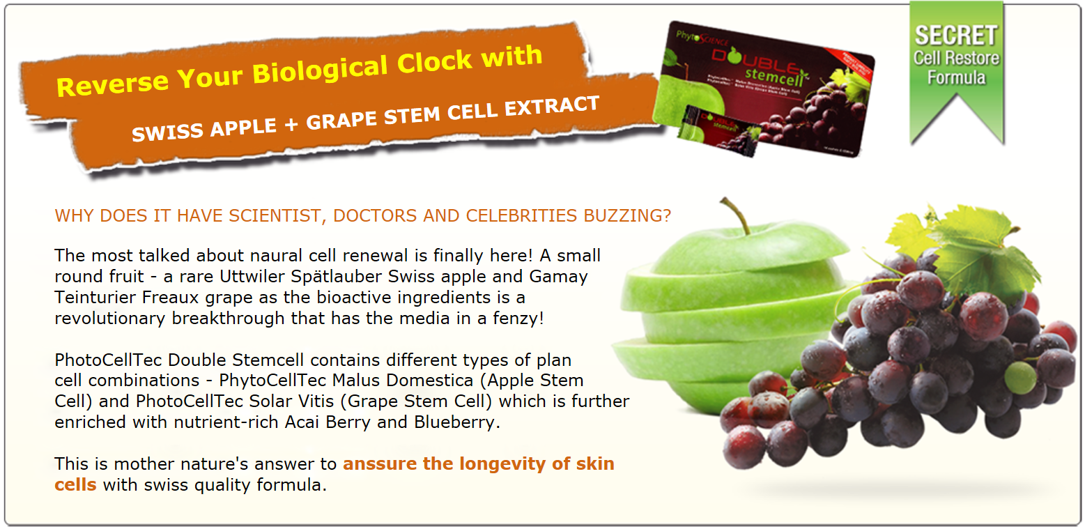 phytoscience double stemcell grape extract